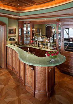 luxury home bar design inspiration   Man Cave   Pinterest   Design ...
