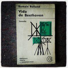 """Quienes conocen la biografía del genio de Bonn, entenderán esta frase de Romain Rolland: """"Beethoven es una fuerza natural; y es un espectáculo de grandeza homérica, ese luchar de una fuerza elemental contra el resto de la creación"""". (1967: 78)."""