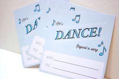 Song Request Cards | 31 Free Wedding Printables Every Bride-To-Be Should Know About