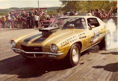 Dover Drag Strip,Wingdale NY, 1974