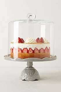 Anthropologie - Stratford Cake Stand #Anthropologie #PinToWin