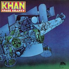 """Space Shanty"" by Khan"