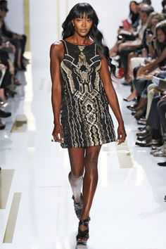 The one and only Naomi Campbell