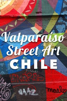 See all the amazing street art that you can come across on a trip to Valparaiso, Chile. No wonder this city is full of artists! Its unique vibe and special mural-friendly policies make for one giant canvas that is the city of Valparaíso. I uncovered the a