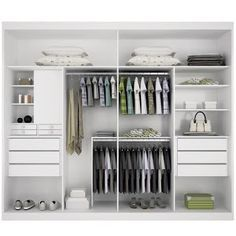 Discovering an answer in your storage objects can be pretty easy, due to the superb design of an in-built wardrobe. The in-built wardrobe is just [. Bedroom Wardrobe, Wardrobe Closet, Built In Wardrobe, Walk In Closet, Closet Space, Wardrobe Organisation, Closet Organization, Organisation Ideas, Wardrobe Interior Design