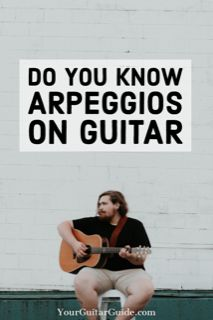Whats Arpeggiated chord. How to arpeggiate guitar chords. Learn 4 iconic songs with arpeggiated chords. Easy Electric Guitar Songs, Guitar Chords For Songs, Music Guitar, Playing Guitar, Learning Guitar, Guitar Pins, Guitar Art, Acoustic Guitar, Free Online Guitar Lessons