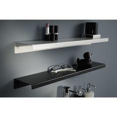 Haceka Dude HA406021 Bathroom Wall Shelves, Toilet Roll Holder, Plank, Floating Shelves, Hardware, Shower, Modeling, Detail, Home Decor