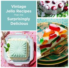 7 Vintage Jello Recipes That Are Surprisingly Delicious