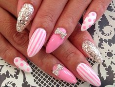 rosa & blanco