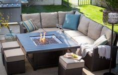 comfortable patio furniture - Home Decor
