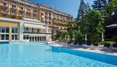 Photo Gallery Palace Merano, SPA Hotel Espace Henri Chenot Trentino Alto Adige - Palace Merano - Henri Chenot