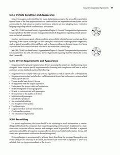 our chapter 5 ground transportation agreements guidebook for taxi driver contract agreement I Am Doing Well, Uber Driving, Contract Agreement, Ground Transportation, Labor Law, Taxi Driver, Guide Book