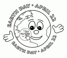 This is section includes Earth Day Coloring Pages for preschool, kindergaten and primary school. Free Printable Coloring pages. Earth Day Coloring Pages, Tree Coloring Page, Truck Coloring Pages, Doodle Coloring, Coloring Book Pages, Coloring Pages For Kids, Coloring Sheets, Kids Coloring, Free Coloring