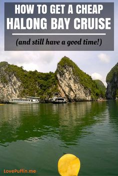 How to Get a Cheap Halong Bay Cruise