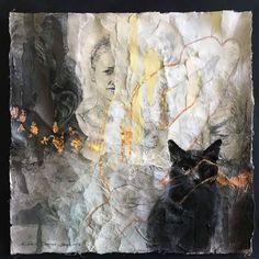 "Anna Carien Goosen - ""What the cat saw""  10 March (18:30) - 25 March 2017 at Association of Arts Pretoria, 173 Mackie Street, Nieuw Muckleneuk"