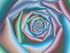 Titanium Rose by Judith Aynsley