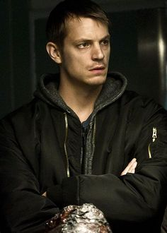 The Killing ~ Joel Kinnaman as Holder