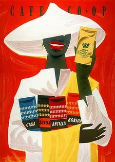 Vintage Coffee Posters Prints