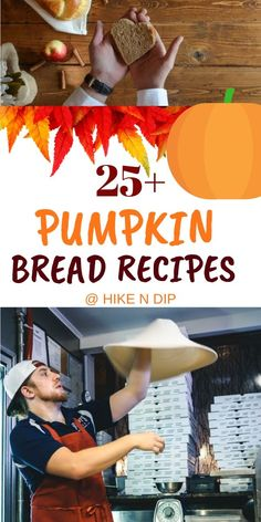Pumpkin bread which is moist, creamy, fluffy and soft is something, which I and my family look forward too, while autumn season sets in. Pumpkin bread recipes are those fall treats which we can never get enough off. Whether you are looking for low carb Pumpki