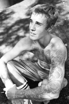 Another newly released photo of Justin Bieber taken by Moises Arias