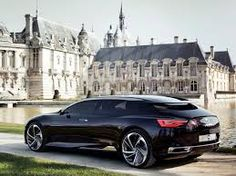 citroen ds9 design
