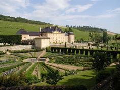 chateau chaize beaujolais wine trails France