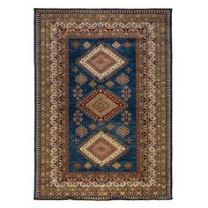 "Mojave Collection Oriental Rug, 6' x 8'6"""