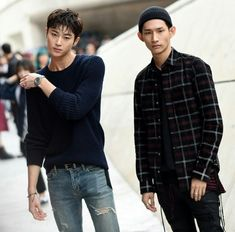 Models Off Duty : Photo Korean Male Models, Korean Model, Top Supermodels, Fashion Models, Mens Fashion, Models Off Duty, Asian Men, Handsome Boys, Korean Fashion