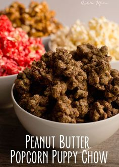 easy and delicious this peanut butter puppy chow is a huge hit with everyone