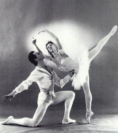 Принц Дезире - Марис Лиепа, принцесса Аврора - Марина Кондратьева. Балет «Спящая…