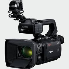 The Professional Camcorder offers an outstanding combination of UHD image quality, features and functionality in a compact portable design ideally suited for on-the-go Electronic News Gathering (ENG) and documentary production. Eos, Short Throw Projector, Appareil Photo Reflex, Fixed Lens, Natural Highlights, Optical Image, Tx Usa, Still Photography, Dslr Cameras