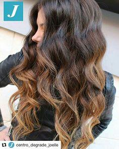 You look so good _ Degradé Joelle #cdj #degradejoelle #tagliopuntearia #degradé #igers #musthave #hair #hairstyle #haircolour #longhair #ootd #hairfashion #madeinitaly #matera #matera2019 #sassimatera