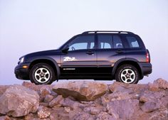 2001 Chevrolet Tracker- love these :)