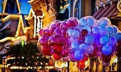 How have I never bought one of these before?? Totally on my bucket list! { #disney #disneyland #balloons #mickey #adventure #adorable #bucketlist #mainstreet } by disneyland.guide