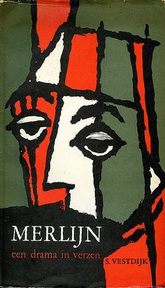 A Dutch graphic and exhibition designer, illustrator and painter who studied in Rotterdam at the Academy of Art 1929-33. Established a studio in Amsterdam in 1945 after the war. He created posters for film and music posters, book jackets and record sleeves using bold colours with inventive typography and patterns.