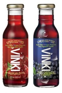 Vinki digestive health juice drinks