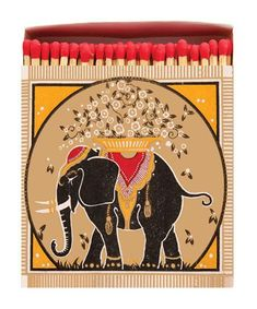 Archivist can only send matches by courier, as a result a carriage charge of applies to all orders that include matchboxes. Elephant Poster, Vintage Elephant, Vintage Art Prints, Buy Posters, Deco, Oeuvre D'art, Frames On Wall, Custom Framing, Framed Prints