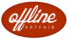 Offline Art Fair  November 2013 at the Embassy Tea Gallery