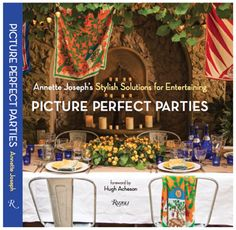 Picture Perfect Parties, Annette Joseph be you're own stylist!