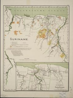 Suriname 1900
