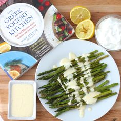 "Must get this book ""The Greek Yogurt Kitchen"""