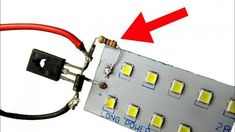 How to make automatic ON OFF room emergency Led light, diy idea. Today i will show you how to make automatic on off room emergency led light use pnp transist. Electronics Projects, Electronic Circuit Projects, Electronic Engineering, Electronics Components, Electronics Gadgets, Led Light Projects, Led Projects, Electrical Projects, Led Diy