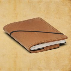 Moleskine Cover by Saddleback Leather