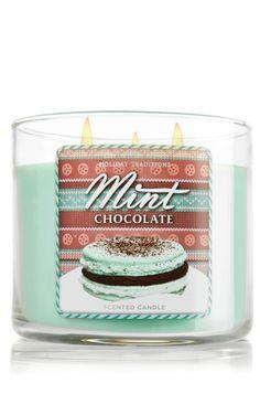 Bath and Bodyworks Mint Chocolate
