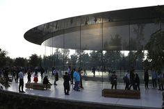 Apple says it's now powered by 100 percent renewable energy worldwide - The Verge Renewable Energy, Solar Energy, Solar Power, Wind Power, Our Environment, Healthy Environment, Steve Jobs, Energy News, Sustainable Energy