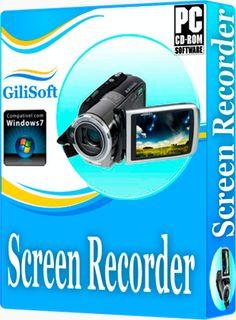 Resultado de imagen de Gilisoft Screen Recorder