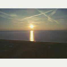Rising the sun #Kavala