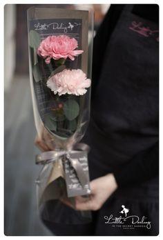 #8. 카네이션두송이포장(2016감사의달 패키지, 리틀달링, 이대꽃집 ) : 네이버 블로그