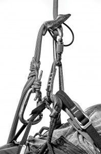 Rappelling: Learn the Basics of This Essential Technique -By Julie Ellison