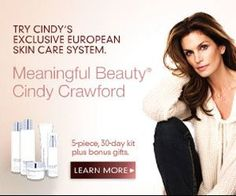 Congratulate, what cindy crawfords facial treatmnt